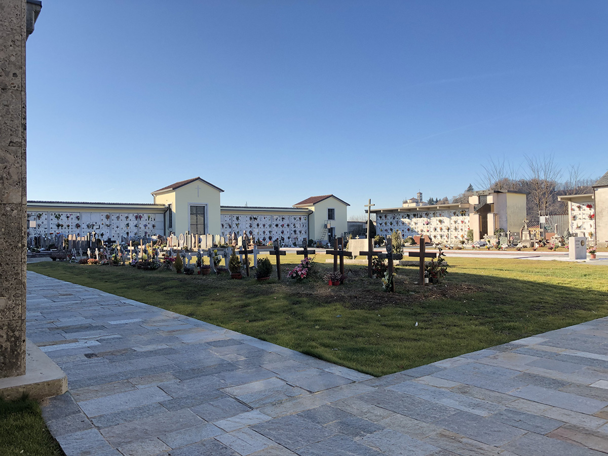 Perico-Renato-Ambivere (BG) - Cimitero comunale - Ristrutturazione 13