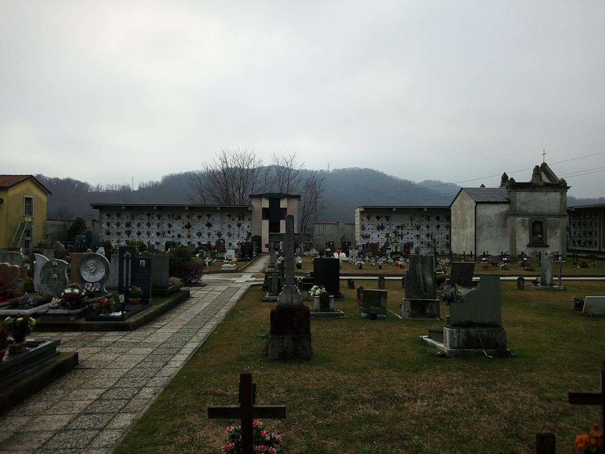 Perico-Renato-Ambivere (BG) - Cimitero comunale - Ristrutturazione 16