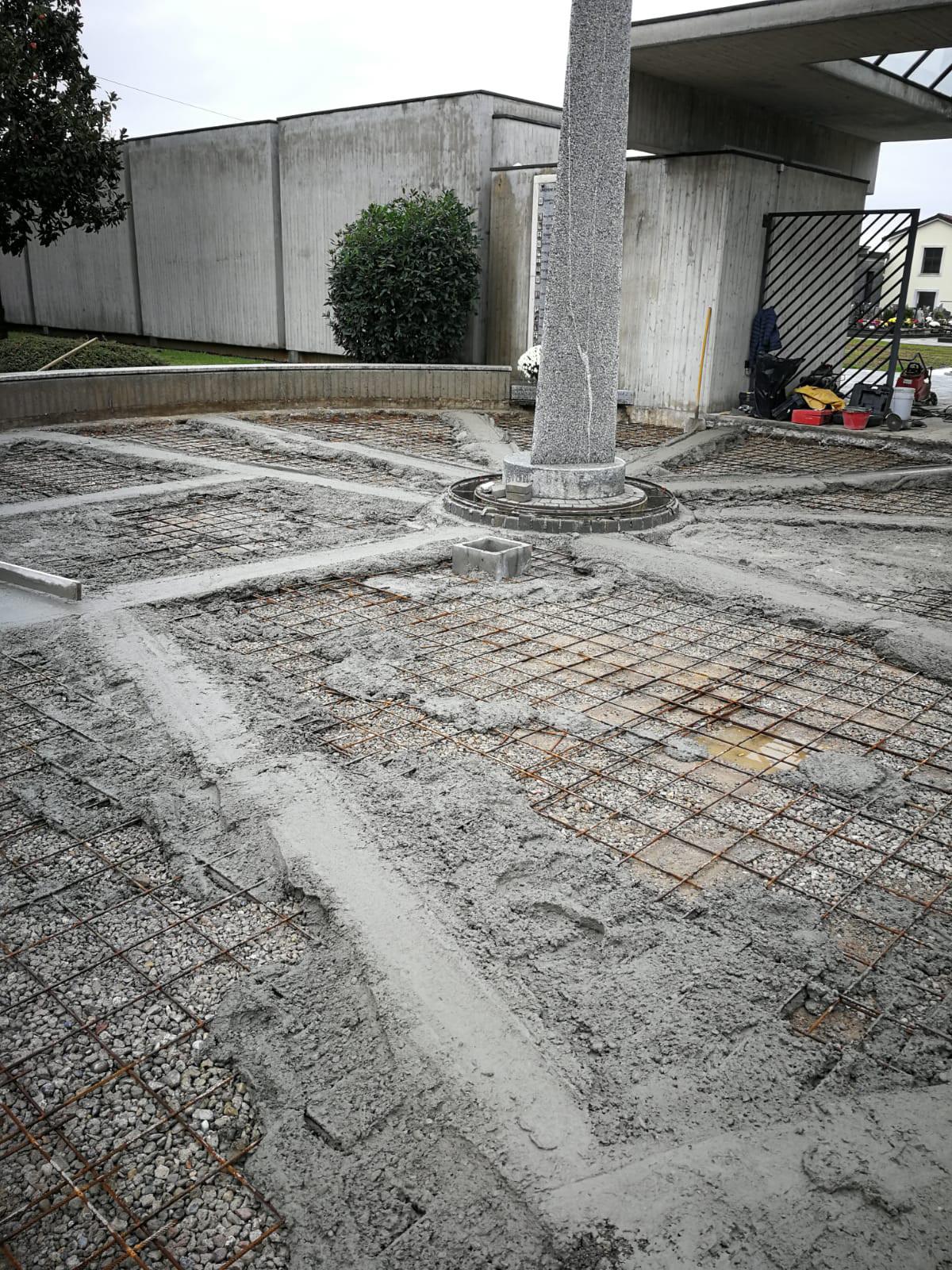 Perico-Renato-Ambivere (BG) - Cimitero comunale - Ristrutturazione 8