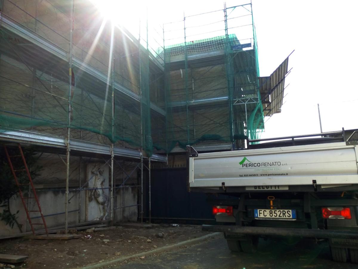 Perico-Renato-Bergamo - Cimitero monumentale - Manutenzione 8