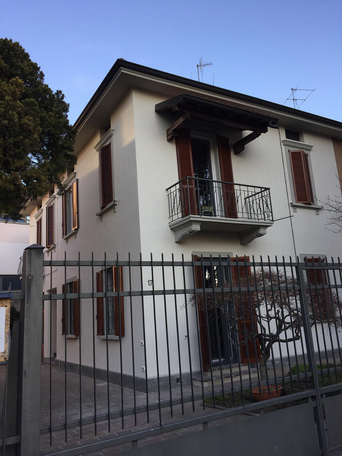 Perico-Renato-Bergamo - Via Gerosa - Ristrutturazione 1