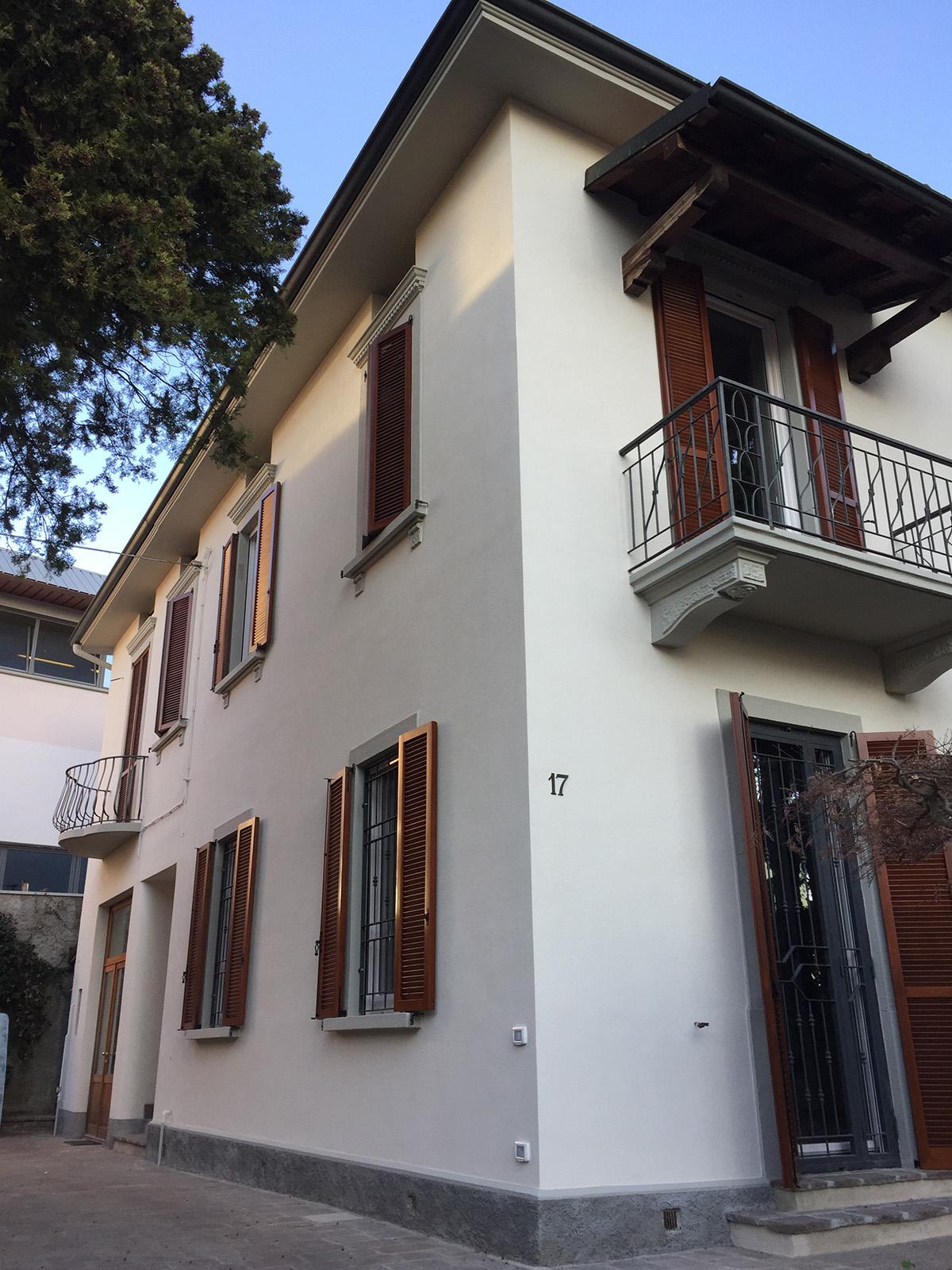 Perico-Renato-Bergamo - Via Gerosa - Ristrutturazione 2