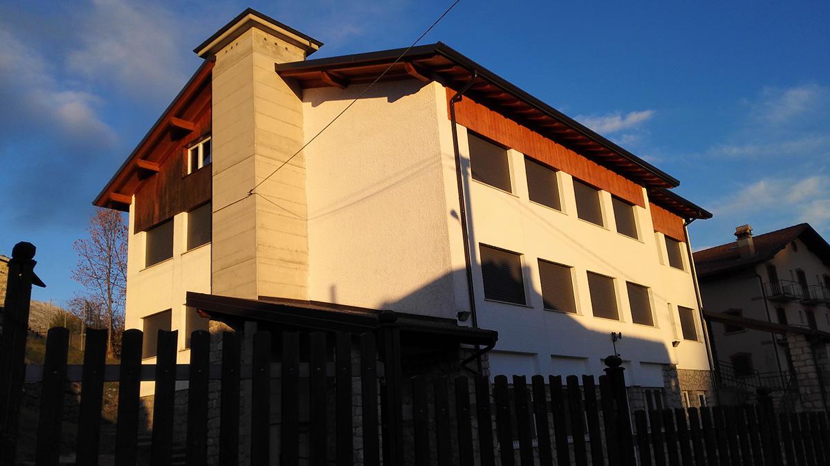 Perico-Renato-Oltre il Colle (BG) - Scuola comunale - Manutenzione straordinaria 1