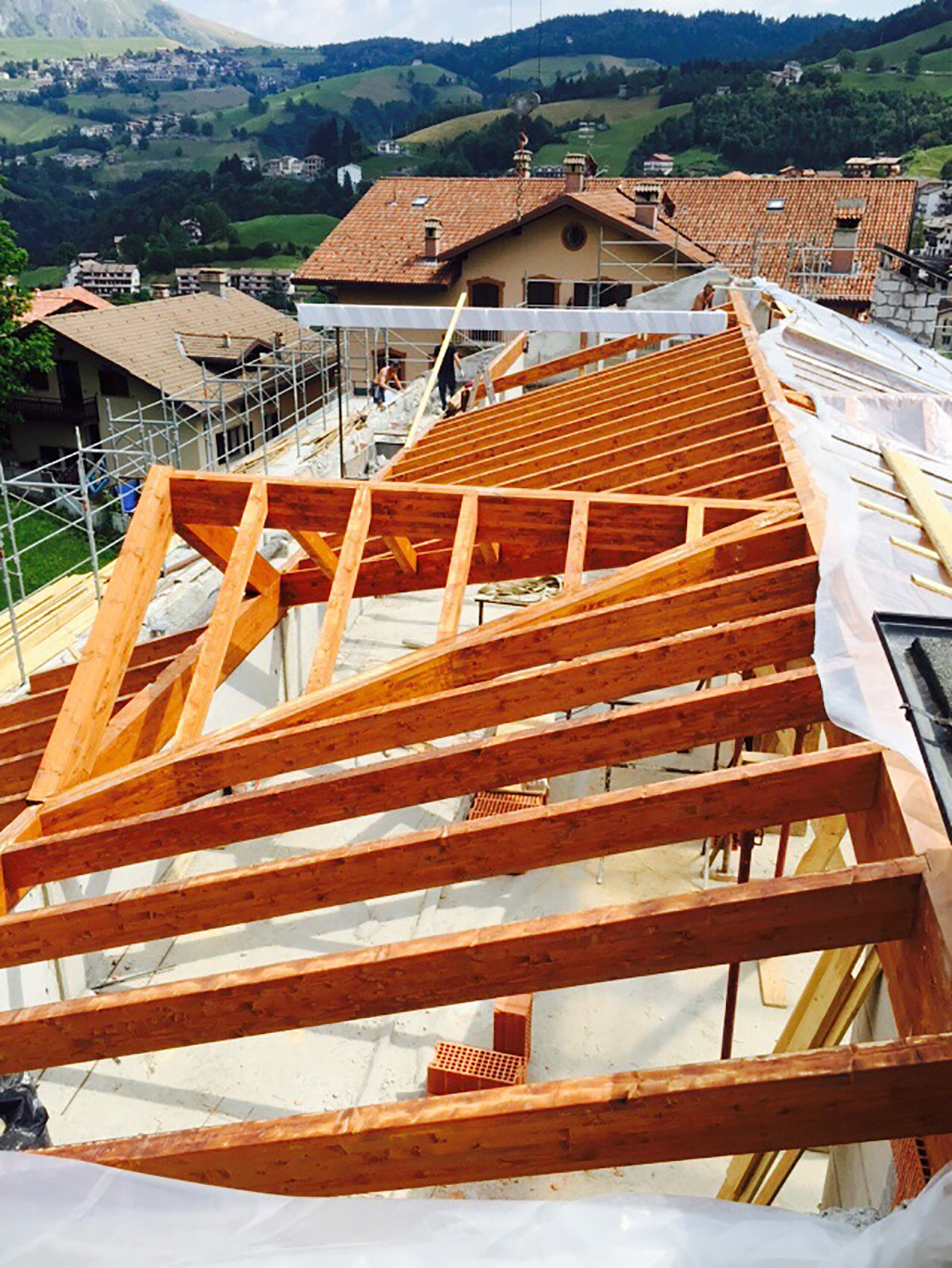 Perico-Renato-Oltre il Colle (BG) - Scuola comunale - Manutenzione straordinaria 6