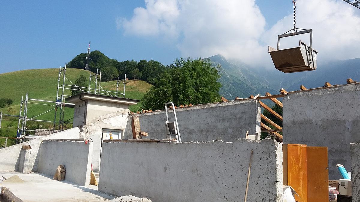 Perico-Renato-Oltre il Colle (BG) - Scuola comunale - Manutenzione straordinaria 7