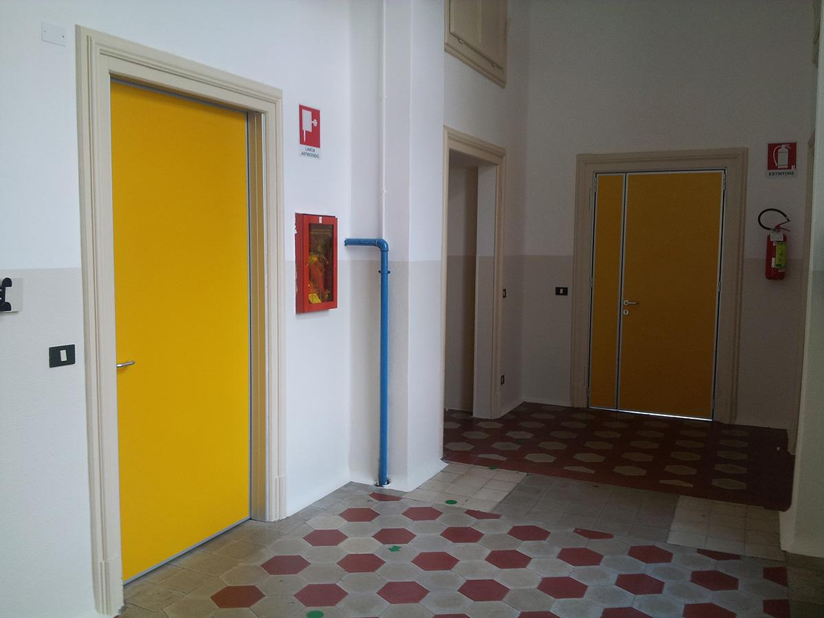 Perico-Renato-Pradalunga (BG) - Scuola comunale - Manutenzione straordinaria 1