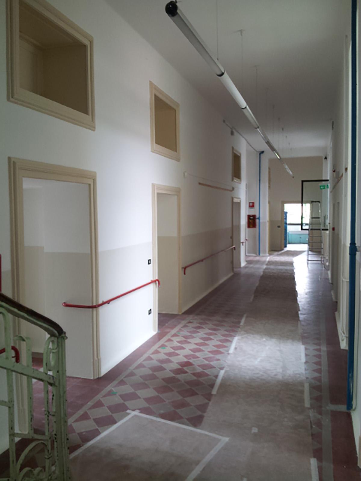Perico-Renato-Pradalunga (BG) - Scuola comunale - Manutenzione straordinaria 10