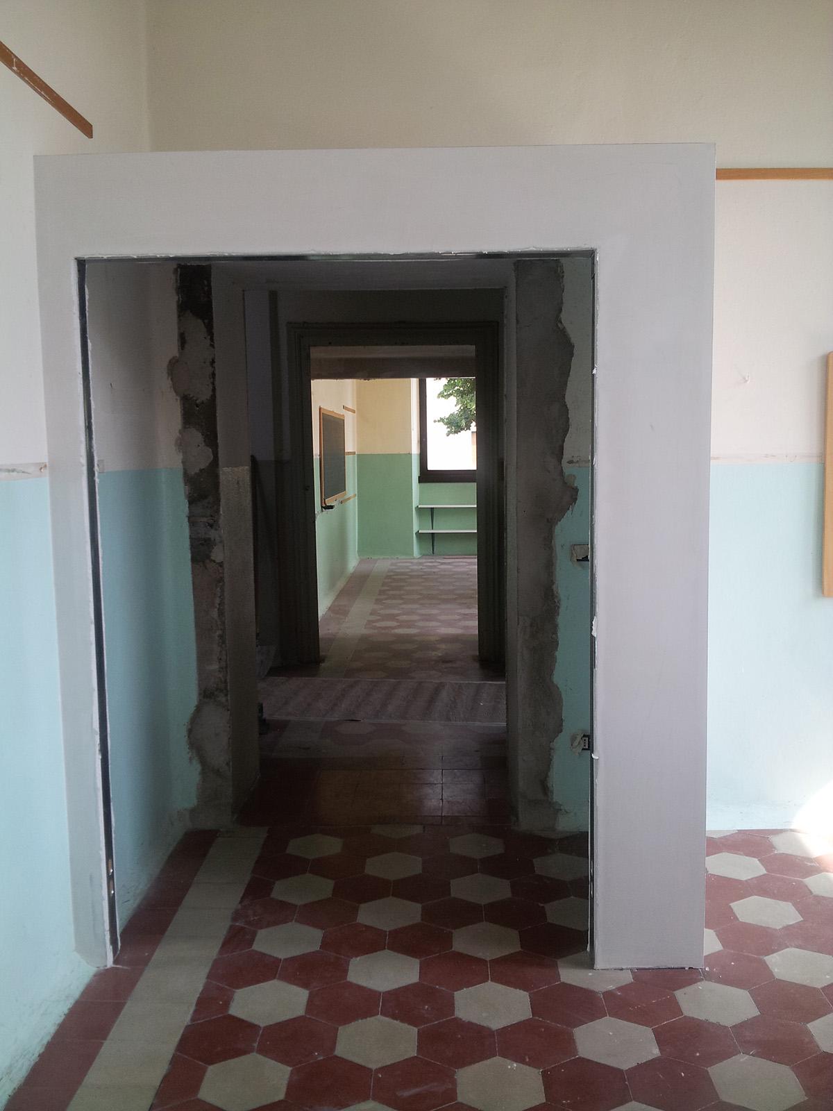 Perico-Renato-Pradalunga (BG) - Scuola comunale - Manutenzione straordinaria 11