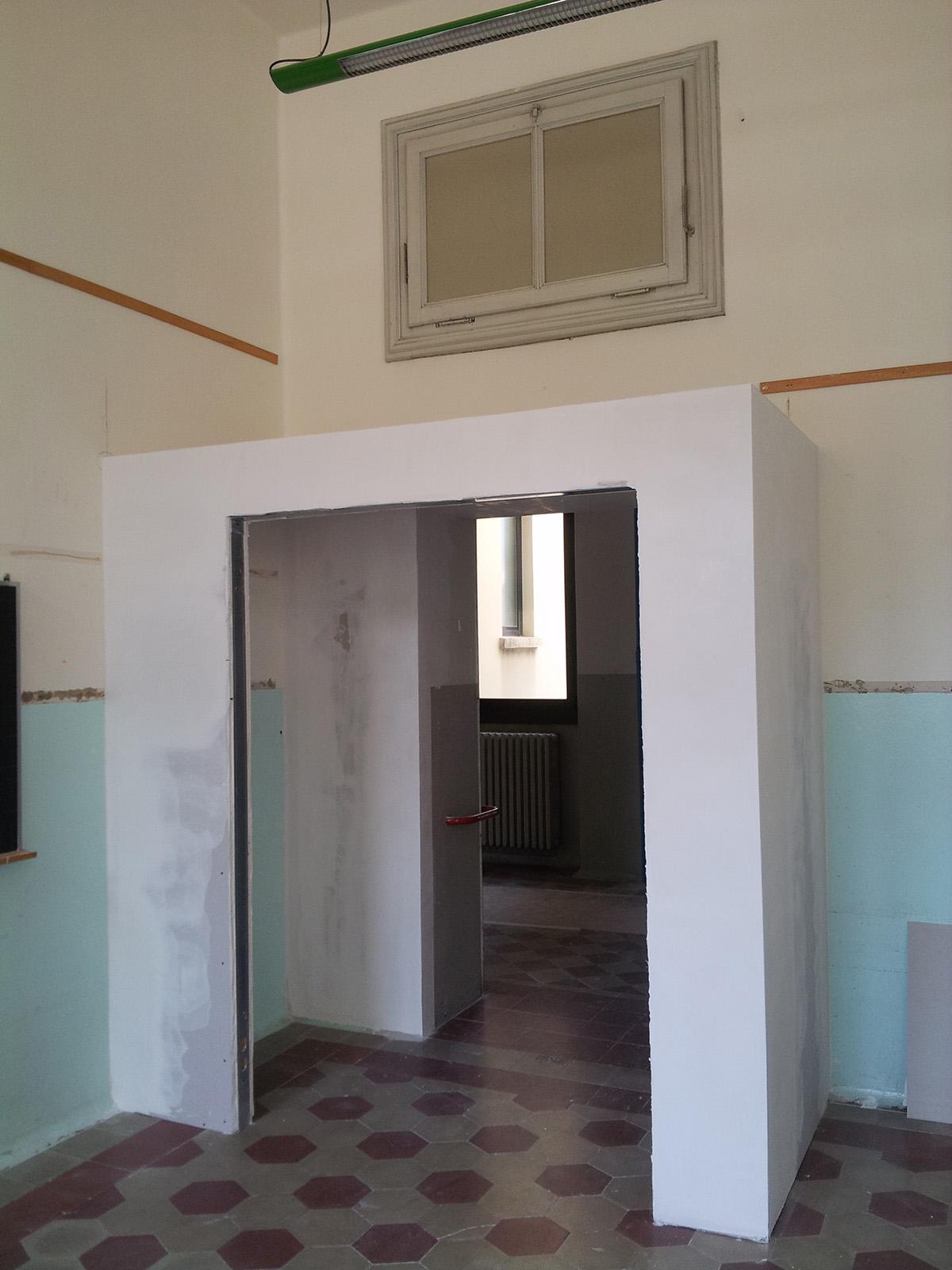 Perico-Renato-Pradalunga (BG) - Scuola comunale - Manutenzione straordinaria 12