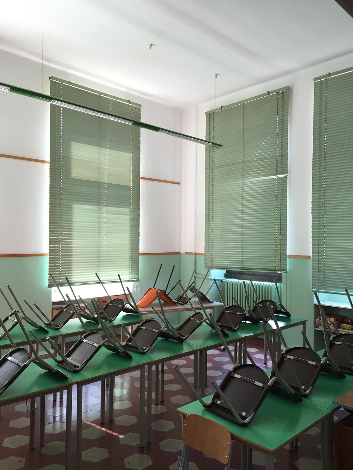 Perico-Renato-Pradalunga (BG) - Scuola comunale - Manutenzione straordinaria 15