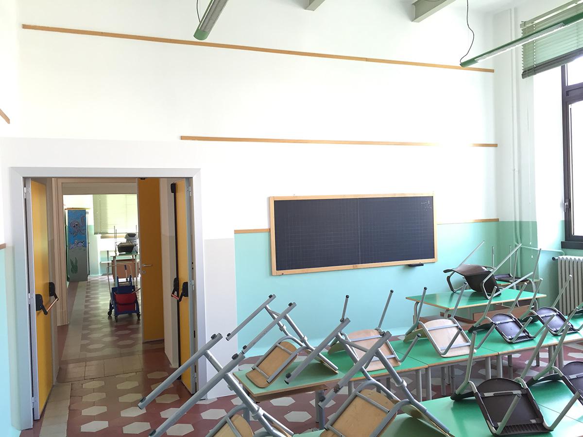 Perico-Renato-Pradalunga (BG) - Scuola comunale - Manutenzione straordinaria 17