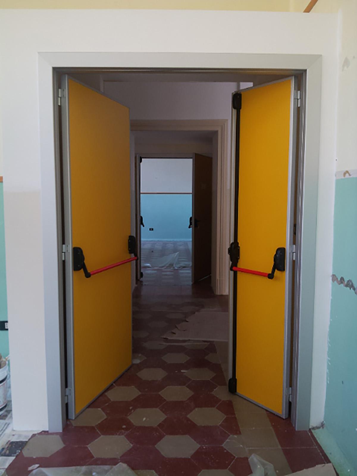 Perico-Renato-Pradalunga (BG) - Scuola comunale - Manutenzione straordinaria 3