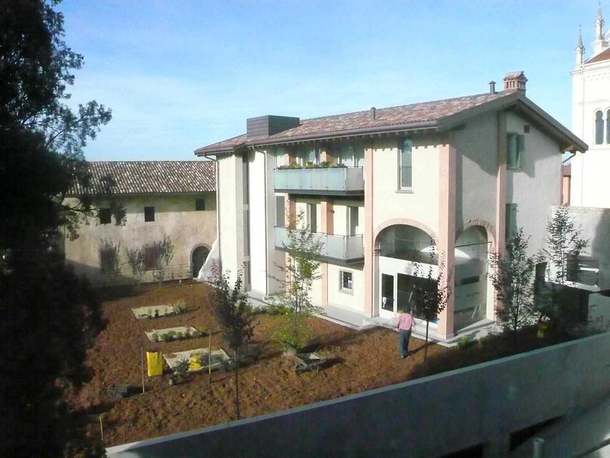 Perico-Renato-Torre de Roveri (BG) - Borgo Villa Astori - Restauro 3