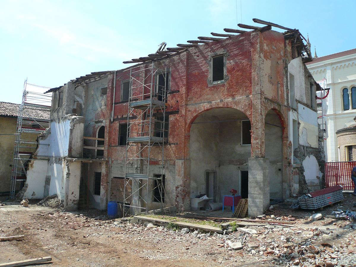 Perico-Renato-Torre de Roveri (BG) - Borgo Villa Astori - Restauro 5