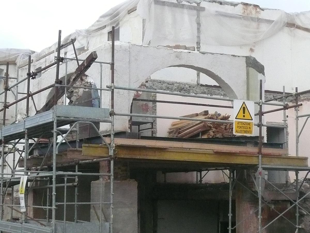 Perico-Renato-Torre de Roveri (BG) - Borgo Villa Astori - Restauro 9