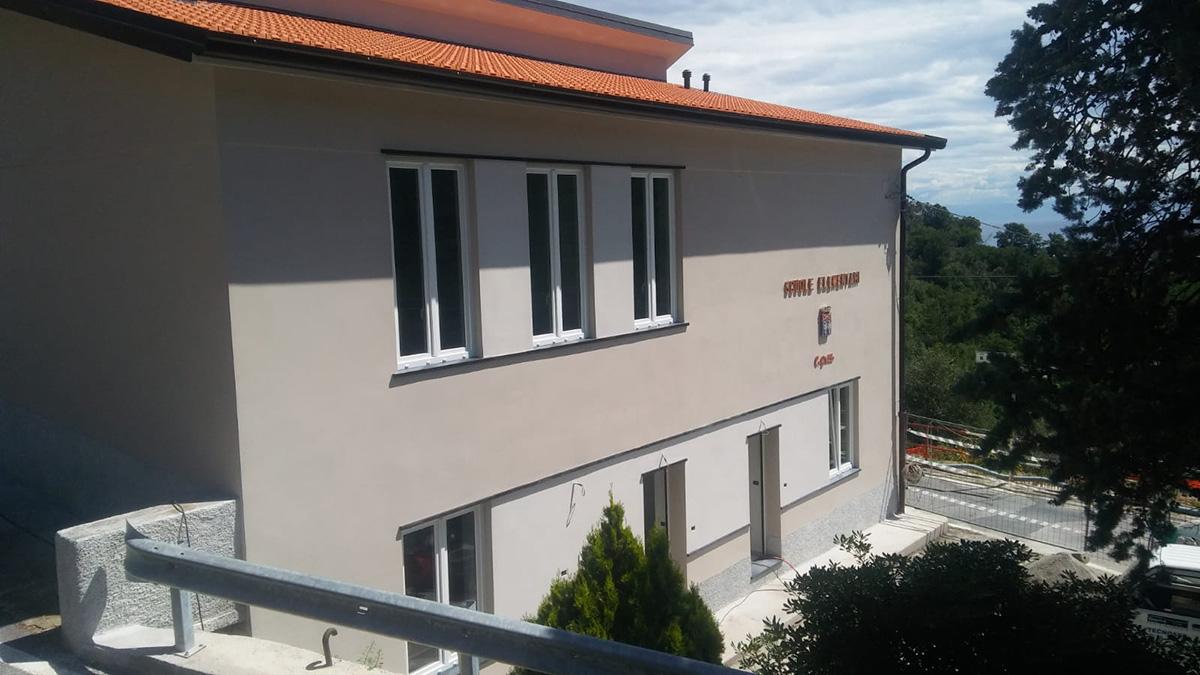 Perico-Renato-Vado Ligure (SV) - Recupero edificio ex scuole 1