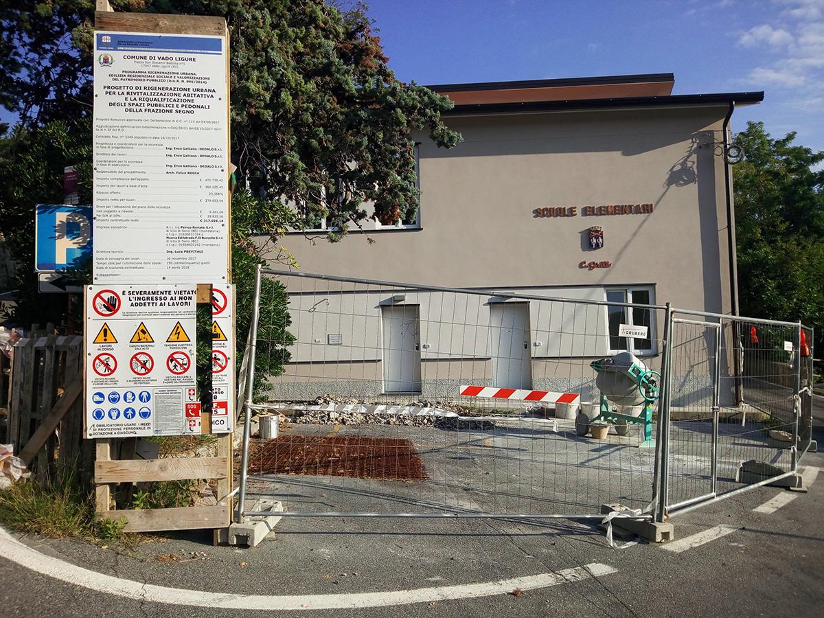 Perico-Renato-Vado Ligure (SV) - Recupero edificio ex scuole 14