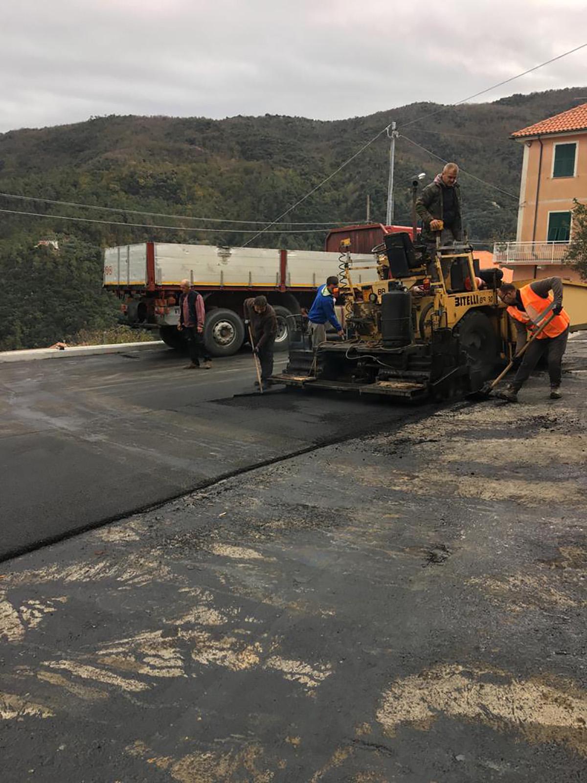 Perico-Renato-Vado Ligure (SV) - Recupero edificio ex scuole 18