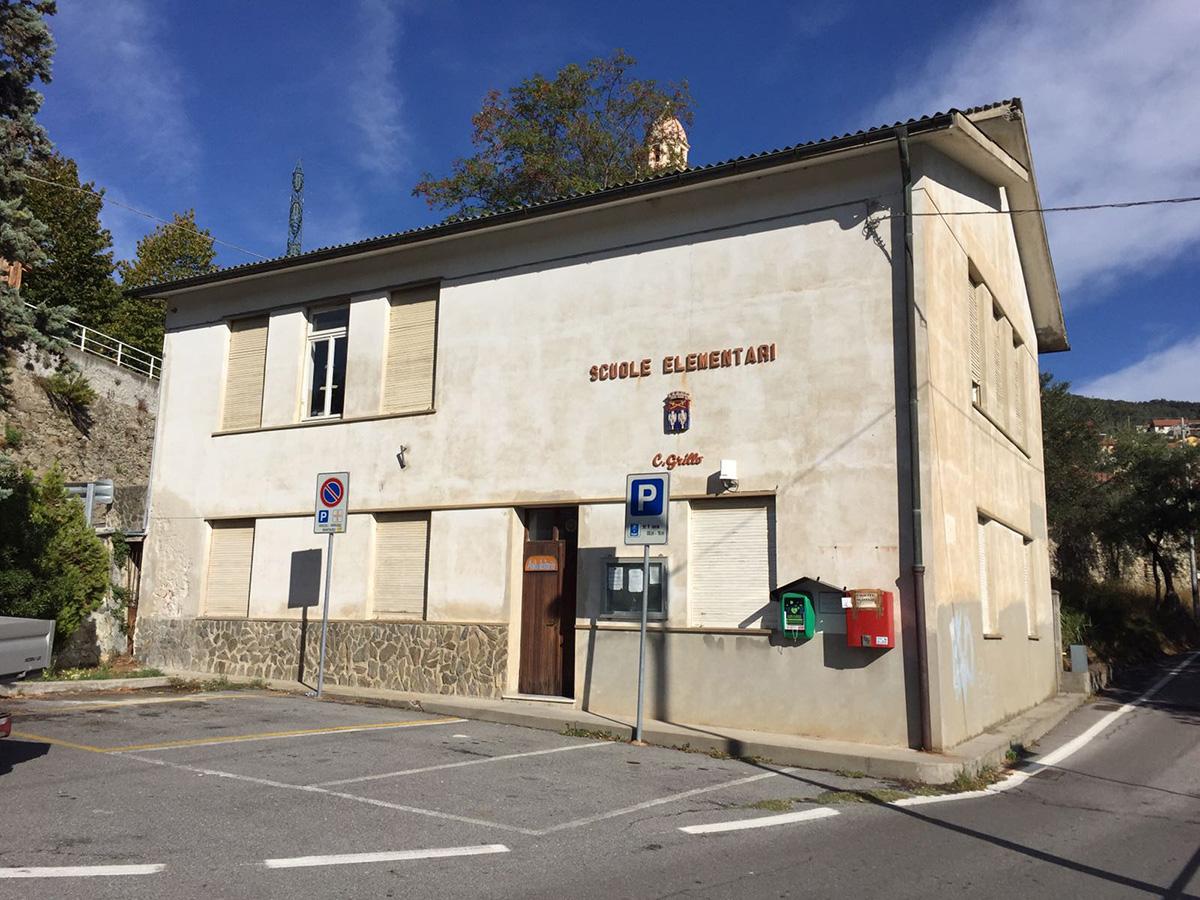 Perico-Renato-Vado Ligure (SV) - Recupero edificio ex scuole 2