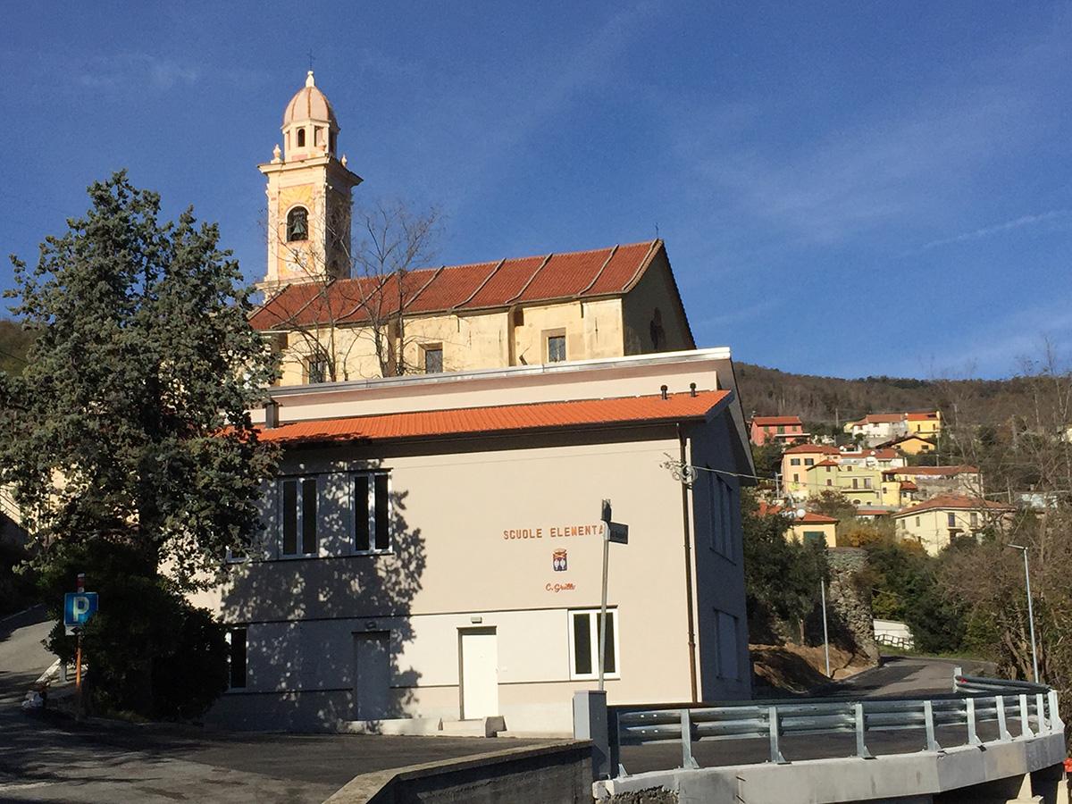 Perico-Renato-Vado Ligure (SV) - Recupero edificio ex scuole 22