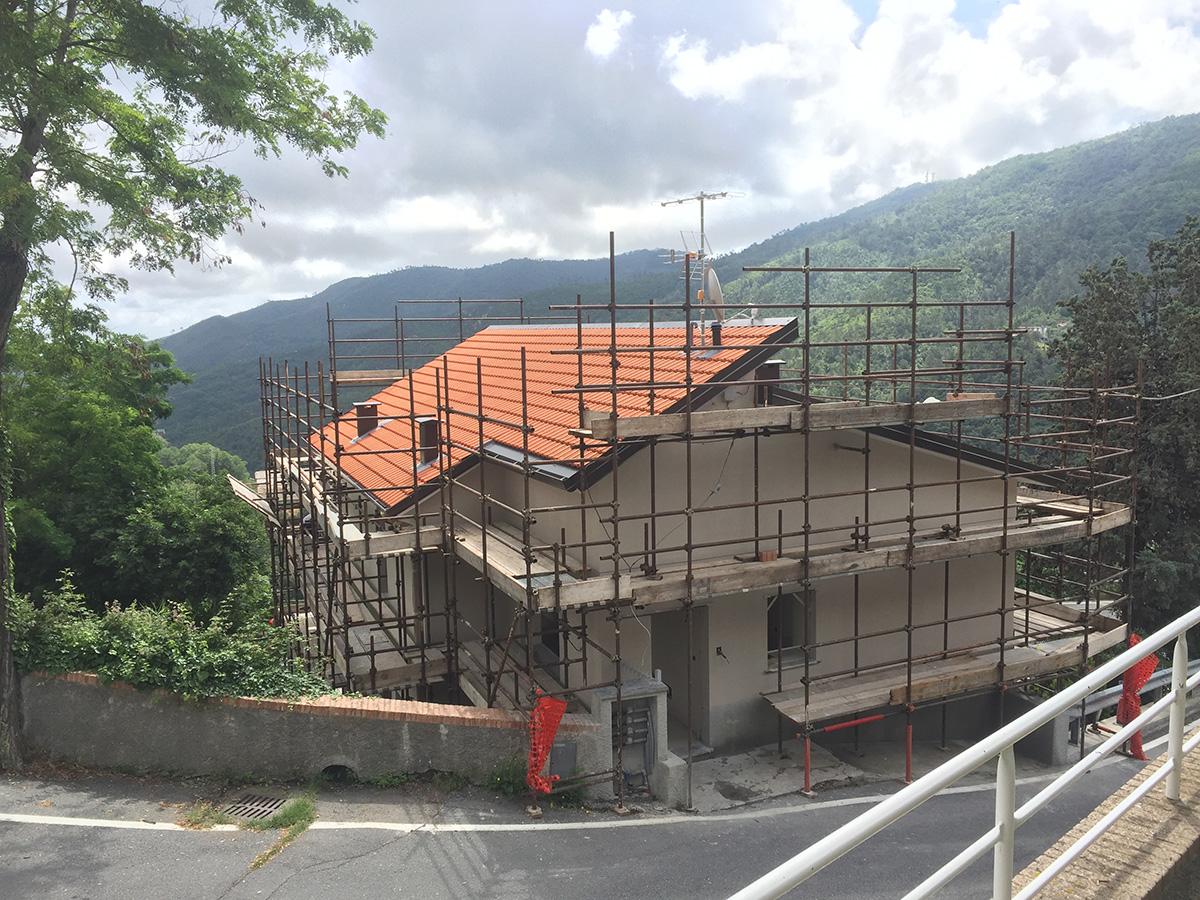Perico-Renato-Vado Ligure (SV) - Recupero edificio ex scuole 3