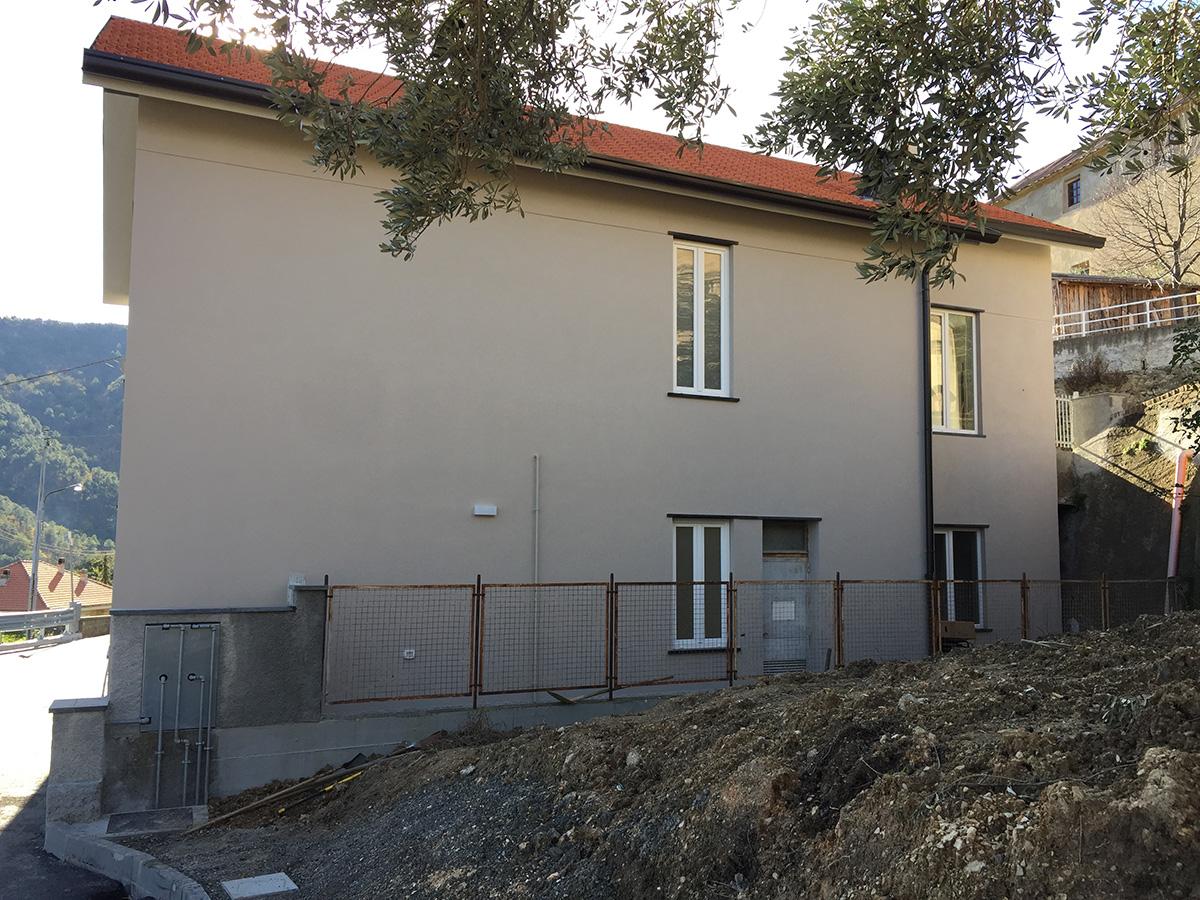 Perico-Renato-Vado Ligure (SV) - Recupero edificio ex scuole 5