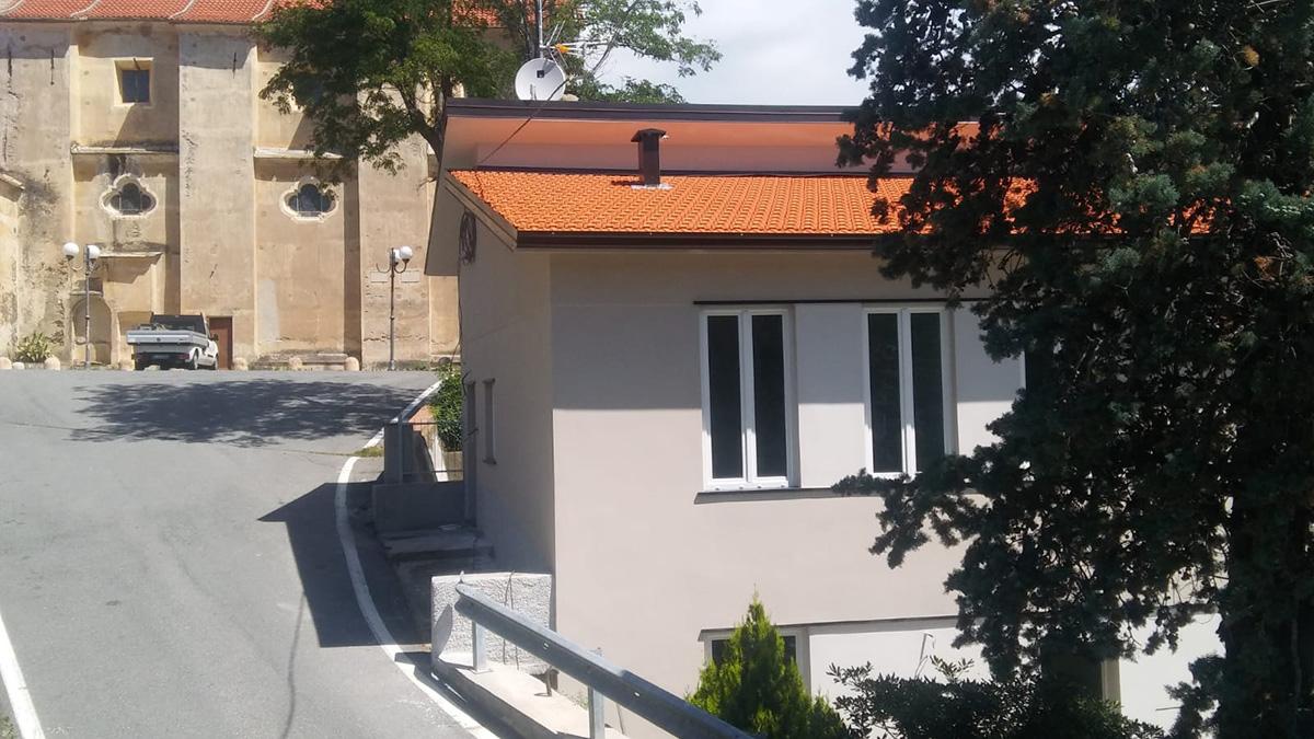 Perico-Renato-Vado Ligure (SV) - Recupero edificio ex scuole 9